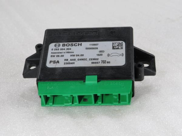 Modulo dos Sensores de Parque PEUGEOT 508 I (8D_) | 10 - 18