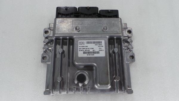 Centralina do Motor   ECU PEUGEOT 508 I (8D_)   10 - 18