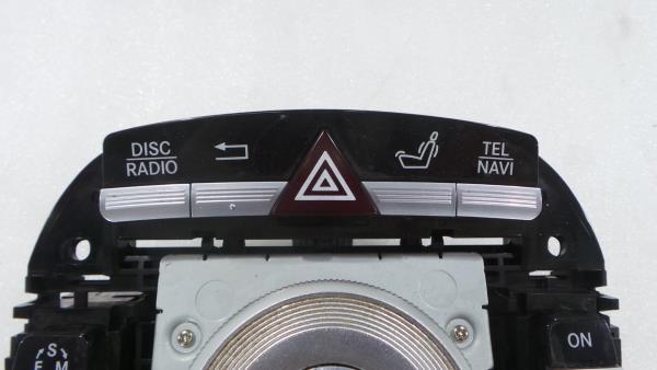 Painel de Controle do Radio MERCEDES-BENZ S-CLASS (W221) | 05 - 13