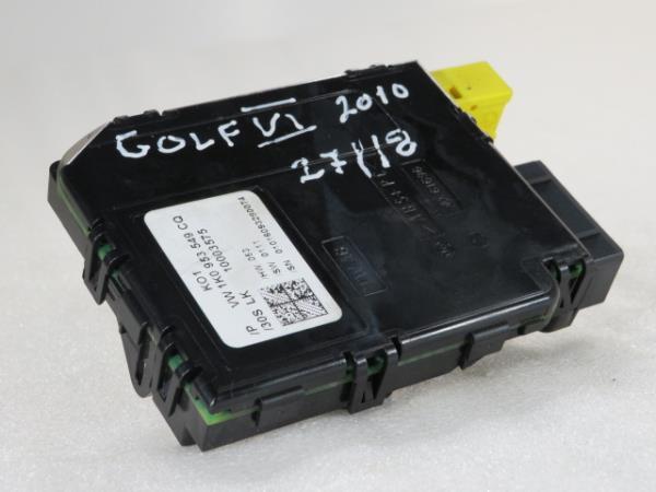 Sensor Angulo de Direcao VOLKSWAGEN GOLF VI Variant (AJ5) | 09 - 14