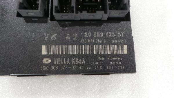 Modulo Confort VOLKSWAGEN GOLF V Variant (1K5) | 07 - 09