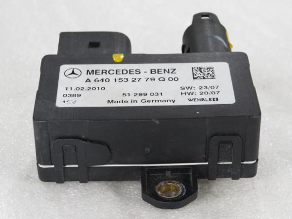 Temporizador das Velas MERCEDES-BENZ A-CLASS (W169) | 04 - 12