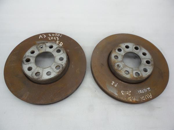 Disco Travão AUDI A3 (8V1, 8VK) | 12 -
