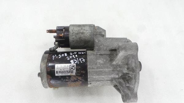 Motor de Arranque PEUGEOT 508 I (8D_)   10 - 18