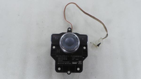 Controle de Navegacao MERCEDES-BENZ C-CLASS T-Model (S204) | 07 - 14
