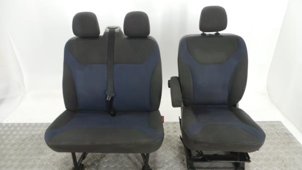 Conjunto de bancos / Sem Airbags RENAULT TRAFIC II Caixa (FL)   01 -