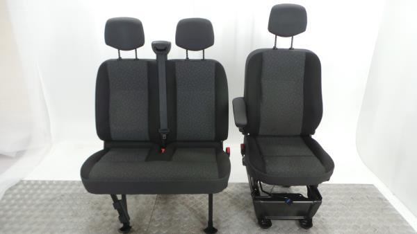 Conjunto de bancos / Sem Airbags OPEL MOVANO B Caixa (X62)   10 -