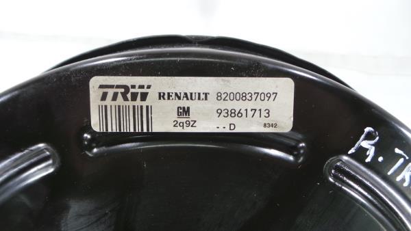Servo Freio RENAULT TRAFIC II Caixa (FL) | 01 -