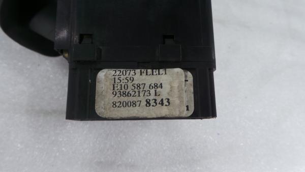 Interruptor Limpa Vidros RENAULT TRAFIC II Caixa (FL) | 01 -