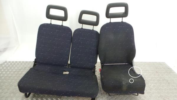 Conjunto de bancos / Sem Airbags MITSUBISHI CANTER Camião de plataforma/chassis (FB_, FE_, FG_) | 01 -