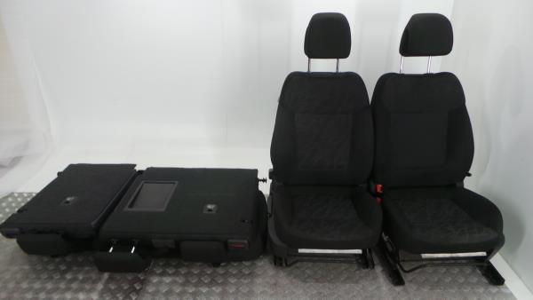 Conjunto de bancos / Sem Airbags PEUGEOT 3008 Veículo multiuso (0U_) | 09 - 17