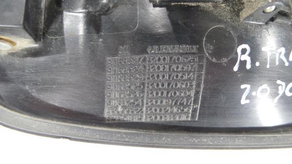 Punho porta Trs Drt RENAULT TRAFIC II Caixa (FL) | 01 -