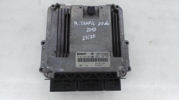 Centralina do Motor   ECU RENAULT TRAFIC II Caixa (FL)   01 -