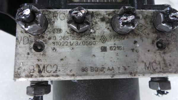 Modulo do ABS RENAULT TRAFIC II Caixa (FL) | 01 -