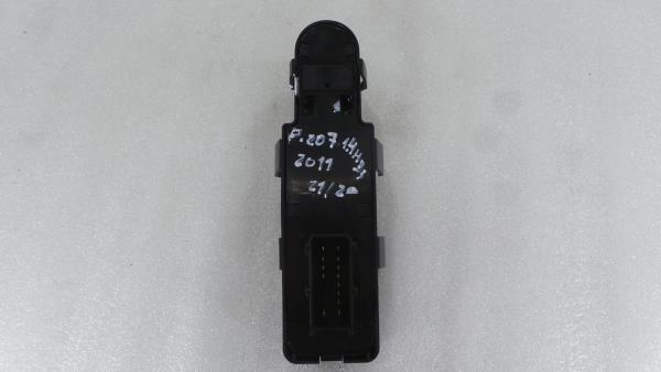 Comutador Vidro Frt Esq PEUGEOT 207 Van (WA_, WC_)   06 -