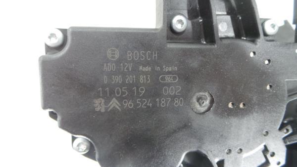 Motor Limpa Vidros Tras PEUGEOT 207 Van (WA_, WC_) | 06 -