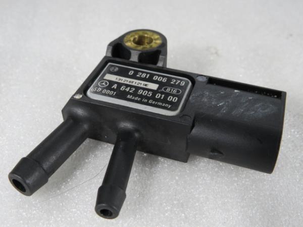 Sensor de Pressao de Gases MERCEDES-BENZ SPRINTER 3,5-t Camião de plataforma/chassis (906) | 06 -
