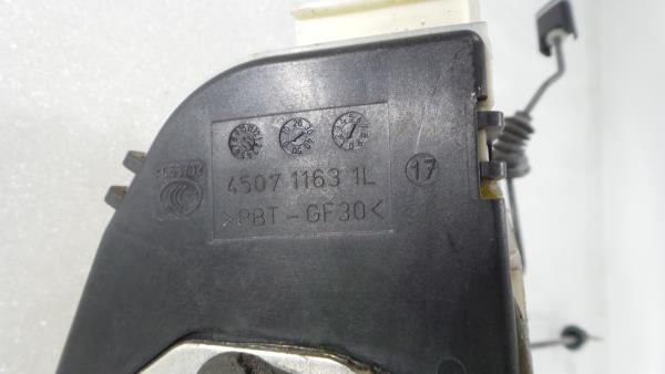 Fecho da Porta Trás Esq MERCEDES-BENZ S-CLASS (W221) | 05 - 13
