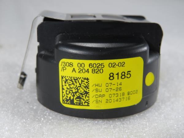 Sensor de Luz/Chuva MERCEDES-BENZ C-CLASS T-Model (S204)   07 - 14