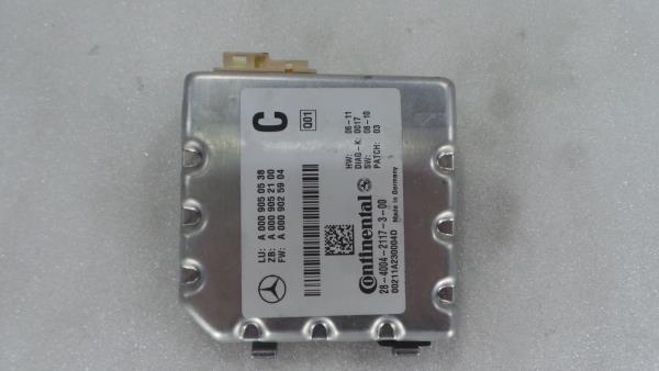 Sensor de Camera MERCEDES-BENZ S-CLASS (W221)   05 - 13