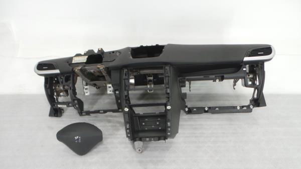 Conjunto / Kit de Airbags PEUGEOT 207 Van (WA_, WC_) | 06 -