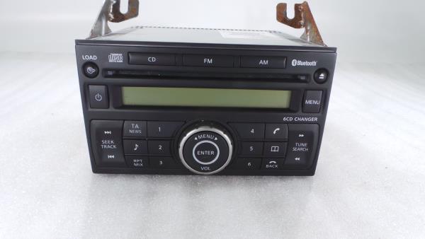 Auto-rádio (CD) NISSAN NP300 NAVARA (D40) | 04 -
