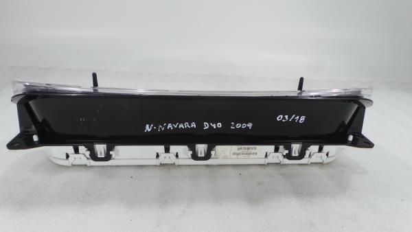 Quadrante NISSAN NP300 NAVARA (D40) | 04 -