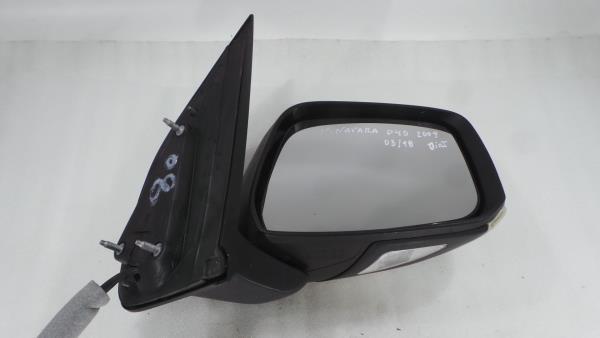 Espelho Retrovisor Direito Electrico NISSAN NP300 NAVARA (D40) | 04 -