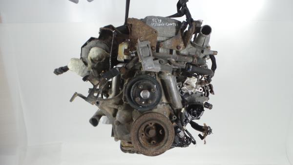 Motor MITSUBISHI CANTER Camião de plataforma/chassis (FB_, FE_, FG_)   01 -