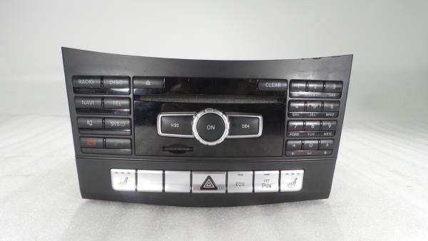 Auto-rádio (GPS) MERCEDES-BENZ E-CLASS (W212) | 09 - 16