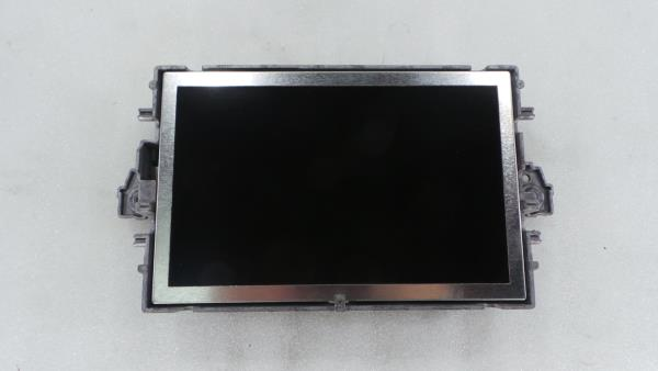 Display do Radio MERCEDES-BENZ E-CLASS (W212) | 09 - 16