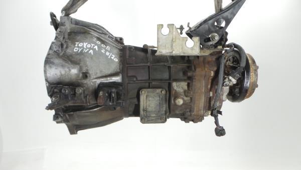 Caixa Velocidades TOYOTA DYNA Camião de plataforma/chassis (KD_, LY_, _Y2_, _U3_, _U4_) | 01 -