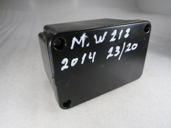 Modulo de Vacuo MERCEDES-BENZ E-CLASS (W212) | 09 - 16