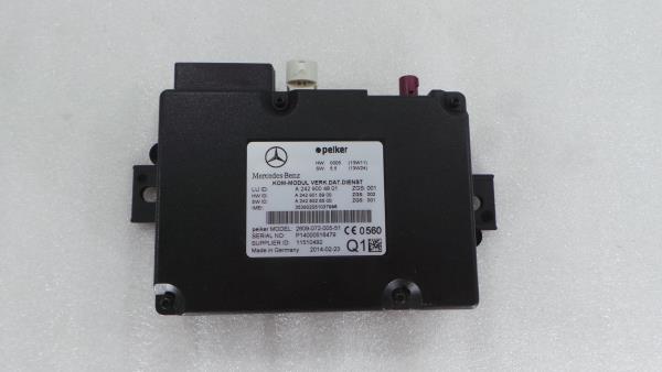 Modulo da Antena MERCEDES-BENZ E-CLASS (W212) | 09 - 16