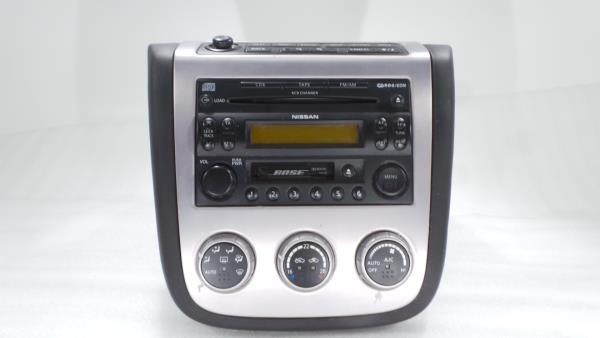 Auto-rádio (CD) NISSAN MURANO I (Z50) | 02 - 09