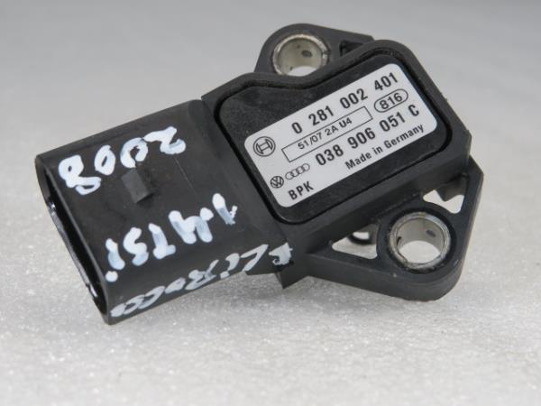 Sensor de Pressao de Gases VOLKSWAGEN SCIROCCO (137, 138) | 08 - 17