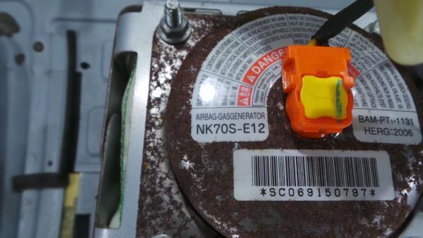 Conjunto / Kit de Airbags NISSAN MURANO I (Z50) | 02 - 09