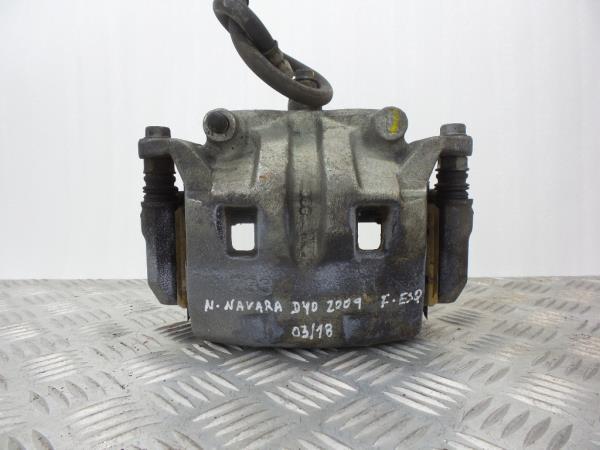 Bombito Frente Esquerdo NISSAN NP300 NAVARA (D40) | 04 -