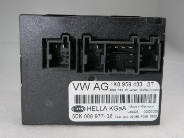 Modulo Confort VOLKSWAGEN SCIROCCO (137, 138)   08 - 17