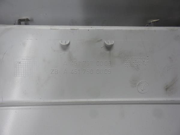 Plasticos SMART FORTWO Cabrio (451) | 07 -