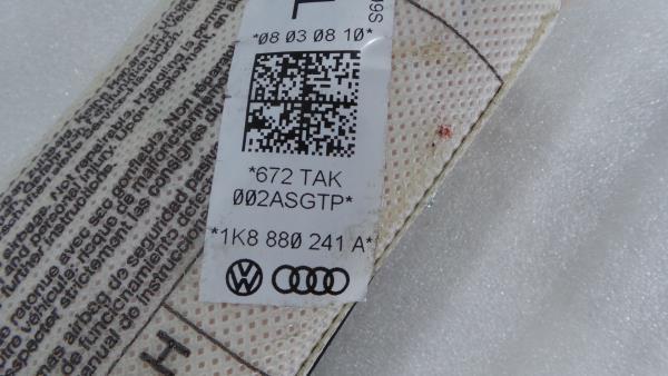 Airbag Banco Frente Esquerdo VOLKSWAGEN SCIROCCO (137, 138)   08 - 17