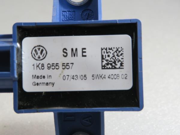 Sensor de Impacto VOLKSWAGEN SCIROCCO (137, 138)   08 - 17