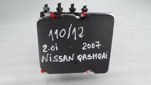 Modulo do ABS NISSAN QASHQAI / QASHQAI +2 I (J10, NJ10, JJ10E) | 06 - 14