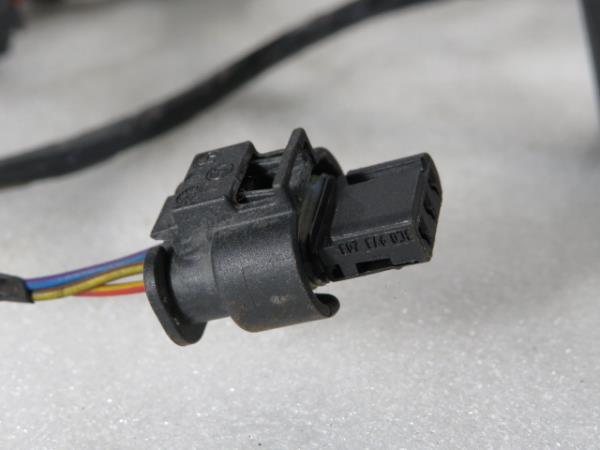 Cablagem Eletrica VOLKSWAGEN SCIROCCO (137, 138)   08 - 17