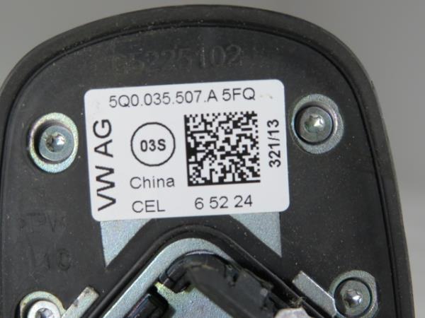 Modulo da Antena VOLKSWAGEN GOLF VII (5G1, BQ1, BE1, BE2)   12 -