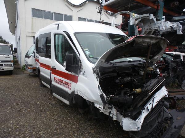 Salvados / Carros Acidentados com Documentos FORD TRANSIT V363 Autocarro (FAD, FBD) | 13 -