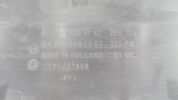 Frisos MERCEDES-BENZ SPRINTER 3,5-t Caixa (906) | 06 -