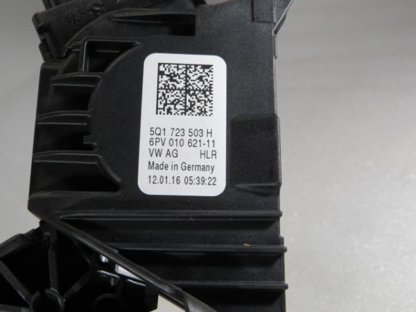 Pedal Acelerador VOLKSWAGEN GOLF VII (5G1, BQ1, BE1, BE2) | 12 -