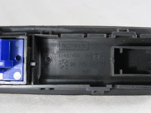 Interruptor / Botoes PEUGEOT 208 I (CA_, CC_) | 12 -