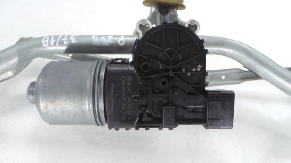 Motor Limpa Vidros Frente PEUGEOT 208 I (CA_, CC_)   12 -